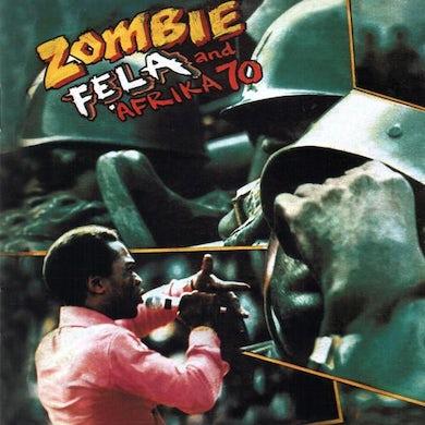 LP - ZOMBIE (Vinyl)