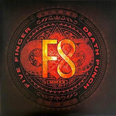 Five Finger Death Punch LP - F8 (Vinyl)