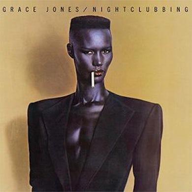 Grace Jones LP - Nightclubbing (Vinyl)