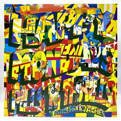 Happy Mondays LP - Pills 'N' Thrills And Bellyaches (Vinyl)