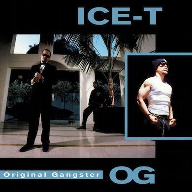 ICE-T Ice - T LP - O.G Orginal Gangster (Vinyl)