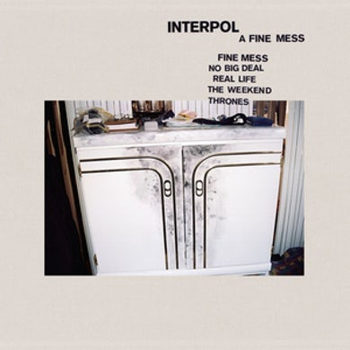 Interpol LP - A Fine Mess (Vinyl)