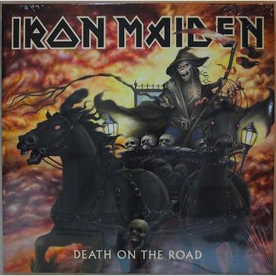 Iron Maiden LP - Death on the Road (Vinyl)
