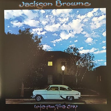 Jackson Browne LP - Late For The Sky (Vinyl)