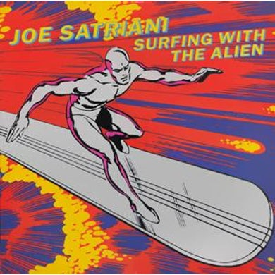 LP - Surfing With The Alien (Deluxe Version) (Vinyl)