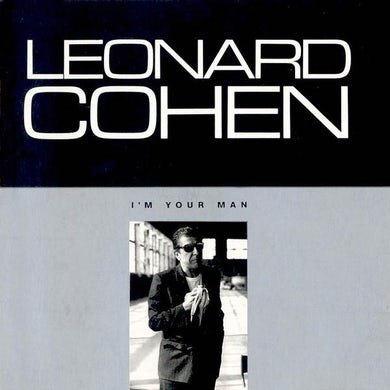 Leonard Cohen LP - I'm Your Man (Vinyl)