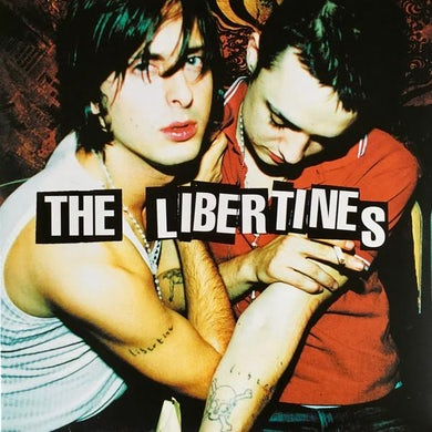 Libertines LP - The Libertines (Vinyl)