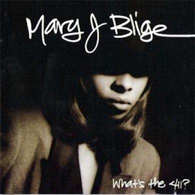 Mary J. Blige LP - What's The 411? (Vinyl)