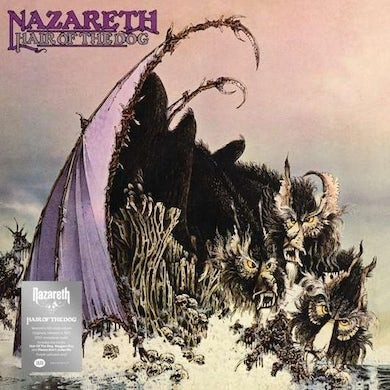 Nazareth LP - Hair of the Dog (Vinyl)