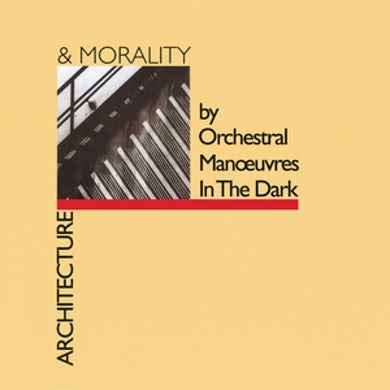 Orchestral Manoeuvres In The Dark LP - Architecture & Morality (Vinyl)