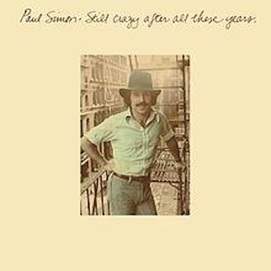 Paul Simon LP - Still Crazy After All These Years (Vinyl)
