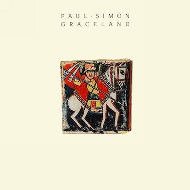 Paul Simon LP - Graceland (Red Vinyl)