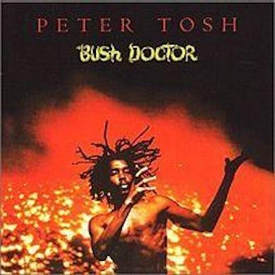 Peter Tosh LP - Bush Doctor (1LP Coloured) (Vinyl)