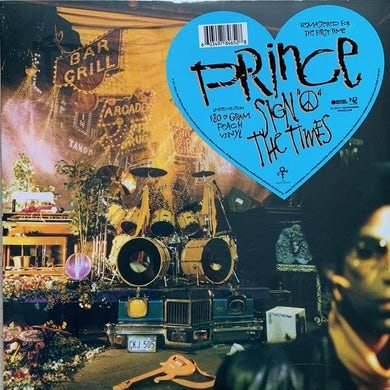 Prince LP - Sign Of The Times (Vinyl)