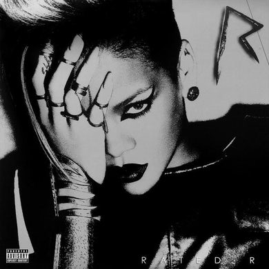 Rihanna LP - Rated R (Vinyl)