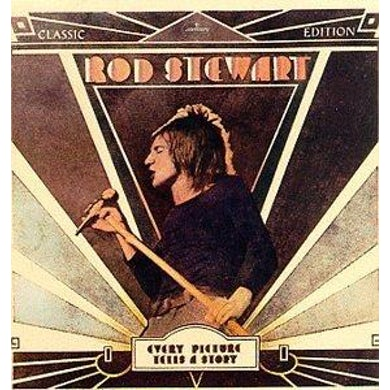 Rod Stewart LP - Every Picture Tells A Story (Vinyl)