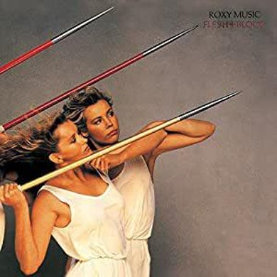 Roxy Music LP - Flesh And Blood (Vinyl)