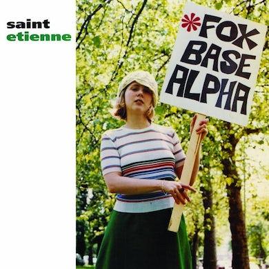 Saint Etienne LP - Foxbase Alpha (Vinyl)