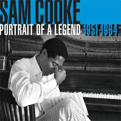 Sam Cooke LP - Portrait of a Legend (Vinyl)