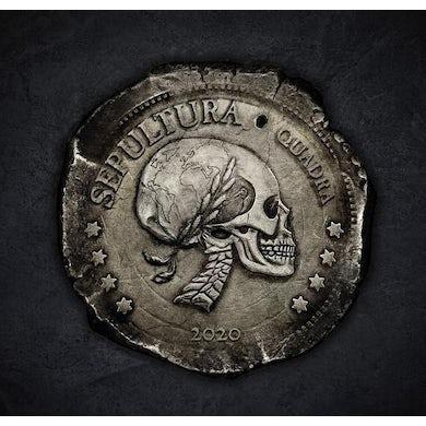 Sepultura LP - Quadra (Vinyl)