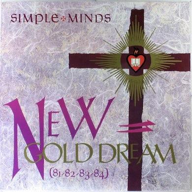 Simple Minds LP - New Gold Dream (81-82-83-84) (Vinyl)