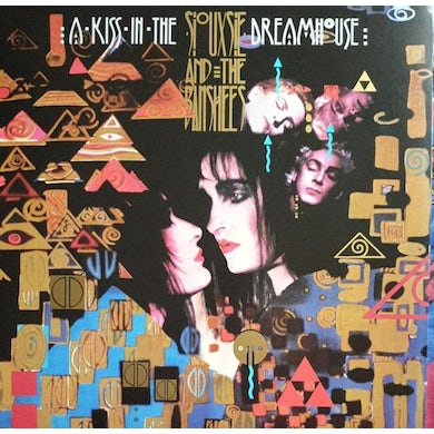 Siouxsie And The Banshees LP - A Kiss In The Dreamhouse (Vinyl)