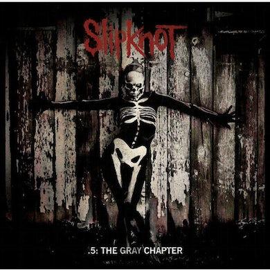 Slipknot LP - .5: The Gray Chapter (Vinyl)