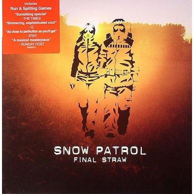 Snow Patrol LP - Final Straw (Vinyl)