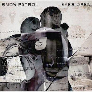 Snow Patrol LP - Eyes Open (Vinyl)