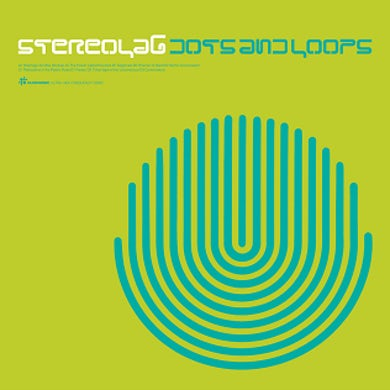 Stereolab LP - Dots And loops (Vinyl)