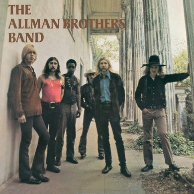 The Allman Brothers Band LP - The Allman Brothers Band (Vinyl)
