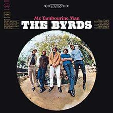The Byrds  LP - Mr. Tambourine Man (1LP) (Vinyl)