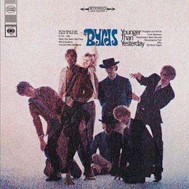 The Byrds  LP - Younger Than Yesterday (1LP) (Vinyl)