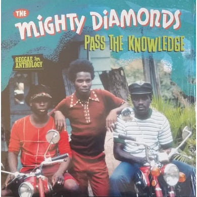 LP - Pass The Knowledge: Reggae Anthology (Vinyl)
