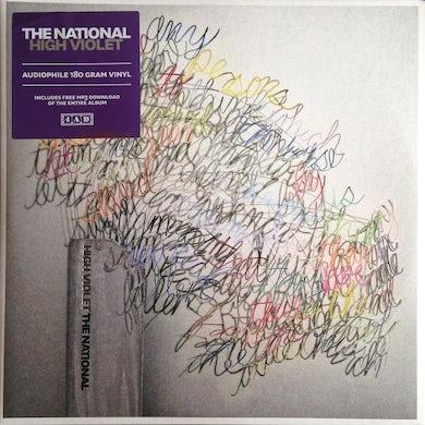 The National LP - High Violet (Vinyl)