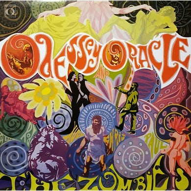The Zombies LP - Odessey & Oracle (Vinyl)
