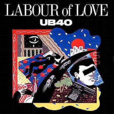 UB40 LP - Labour Of Love (Vinyl)
