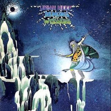 LP - Demons and Wizards (Vinyl)
