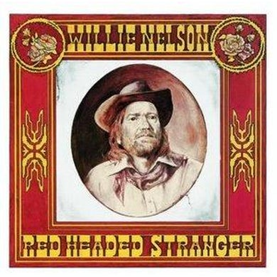LP - Red Headed Stranger (Vinyl)