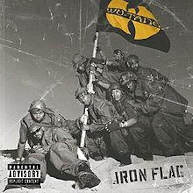 LP - Iron Flag (Vinyl)
