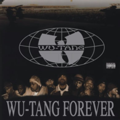LP - Wu-Tang Forever (Vinyl)