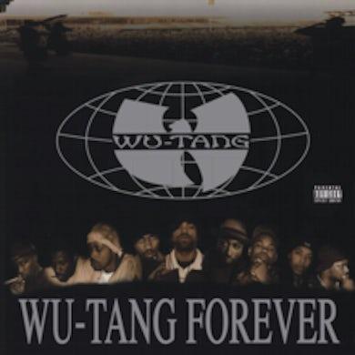 Wu-Tang Clan LP - Wu-Tang Forever (Vinyl)