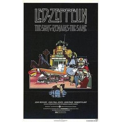 Led Zeppelin Blu-Ray - The Song Remains The Same