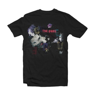 The Cure T Shirt - The Prayer Tour 1989