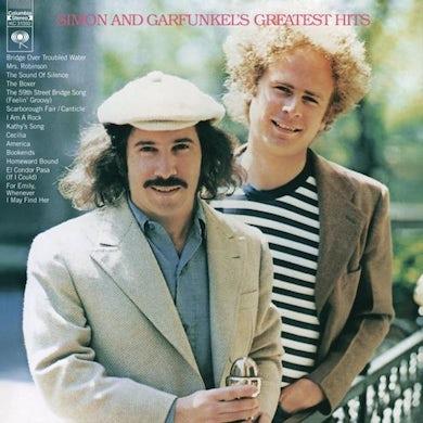 Simon & Garfunkel LP - Greatest Hits (Vinyl)