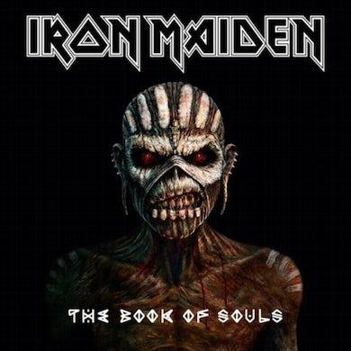Iron Maiden LP - The Book Of Souls (Vinyl)