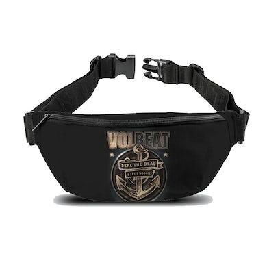 Rocksax Volbeat Bum Bag - Seal The Deal