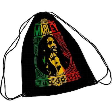 Rocksax Bob Marley Gym Bag - Roots Rock