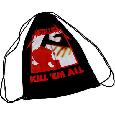 Metallica Gym Bag - Kill Em All