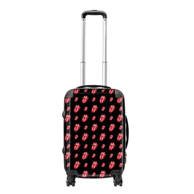 Rocksax The Rolling Stones Travel Bag Luggage - All Over Tongue